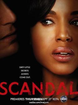 Scandal S02,美剧《丑闻》第二季22全集(720P)