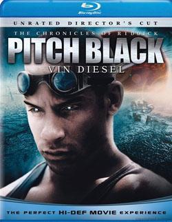 Pitch Black,星际传奇(蓝光原版)