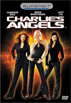 Charlies Angels,查理的天使,霹雳娇娃,霹雳天使(蓝光原版)