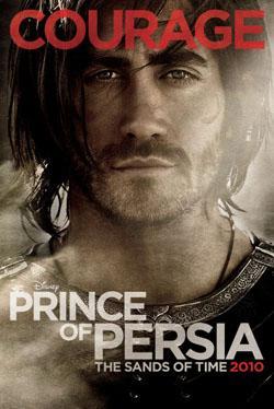 Prince of Persia The Sands of Time,波斯王子:时之刃,波斯王子:超时空之战(蓝光原版)