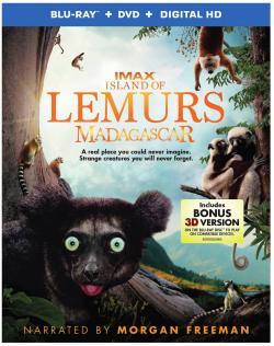 Island of Lemurs: Madagascar,马达加斯加:狐猴之岛[左右半宽3D](720P)