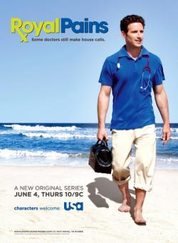 Royal Pains Season 1,美剧《欲海医心》第一季12集全集(720P)
