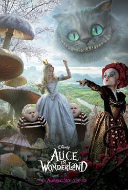 Alice in Wonderland,爱丽丝梦游仙境 [3D版](蓝光原版)