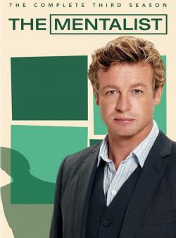 The Mentalist Season 3,美剧《超感警探》第三季23集全集(720P)