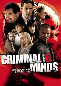 Criminal Minds S06,美剧《犯罪心理》24集全集第六季(720P)