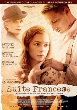 Suite Francaise,法国战恋曲,法兰西组曲(720P)