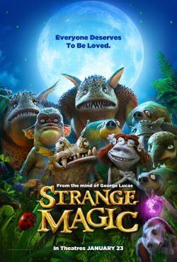 Strange Magic,仲夏夜魔法,奇异魔法,仲夏魔法夜(720P)