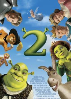 Shrek II,怪物史莱克II[3D版](蓝光原版)