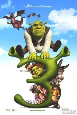 Shrek III,怪物史莱克III[3D版](蓝光原版)