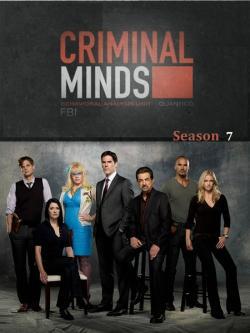 Criminal Minds S07,美剧《犯罪心理》24集全集第七季(720P)