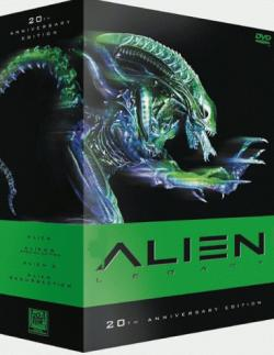 Alien,异形,异形I(蓝光原版)