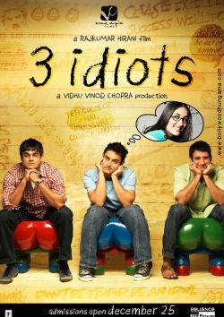 3 Idiots,三个白痴,三傻大闹宝莱坞,三个傻瓜大闹宝莱坞,三个傻瓜,三个呆瓜(蓝光原版)