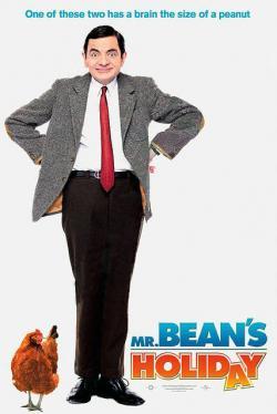 Mr Bean is Holiday,憨豆的黄金周,憨豆先生2,憨豆先生的假期,憨豆假期,戇豆放大假(蓝光原版)