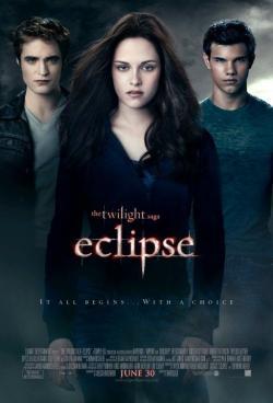 The Twilight Saga Eclipse,暮色3:月食,暮光之城:蚀,吸血新世纪3(蓝光原版)