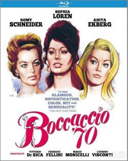 Boccaccio 70,三艳嬉春,博迦丘70年,诱惑(720P)