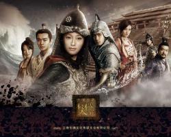 SZTV Fan Li Hua,中剧《大唐女将樊梨花》36集全集(720P)