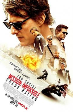 Mission:Impossible - Rogue Nation,碟中谍5:神秘国度,职业特工队5:叛逆帝国(720P)