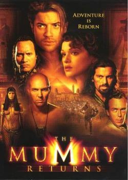 The Mummy: Trilogy,木乃伊2:木乃伊归来(蓝光原版)
