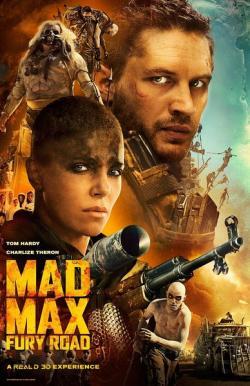 Mad Max: Fury Road,疯狂的麦克斯4:狂暴之路,末日先锋:战甲飞车[杜比全景声][3D版](蓝光原版)