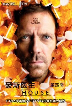 Dr House Season S04,美剧《豪斯医生》第四季16全集