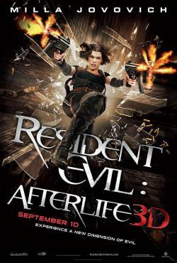 Resident Evil Afterlife,生化危机4:来生(720P)