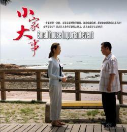 Xiao Jia Da Shi,中剧《小家大事》27集全集(720P)