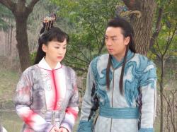 Kong Que Ling,中剧《孔雀翎》21集全集(720P)