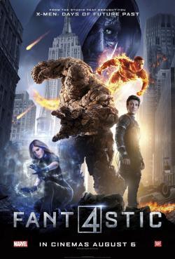 Fantastic Four,神奇四侠2015,新神奇四侠,神奇4侠,惊奇4超人(720P)