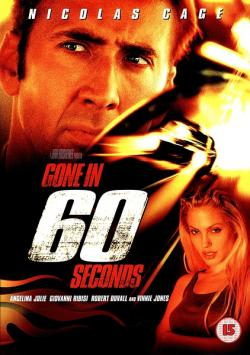 Gone in Sixty Seconds,极速60秒,惊天动地60秒(1080P)