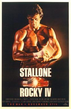 Rocky: The Undisputed Collection,洛奇4,洛基4:天下无敌,龙拳虎威4,龙拳虎威(蓝光原版)
