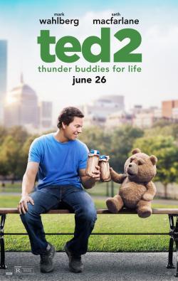 Ted 2,泰迪熊2,熊麻吉2,贱熊2(720P)