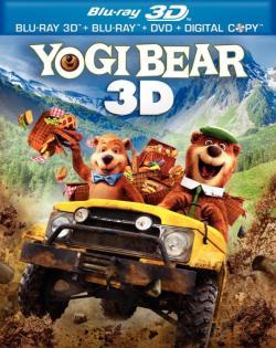 Yogi Bear,瑜伽熊,反斗熊心,瑜珈熊(蓝光原版)