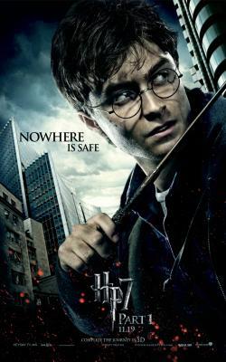 Harry Potter and the Deathly Hallows Part 1,哈利·波特与死亡圣器(上) 双碟 国粤英中字蓝光原版)
