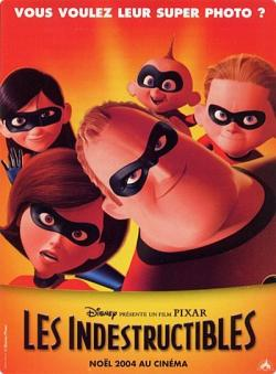 The Incredibles,超人总动员,超人特工队(蓝光原版)