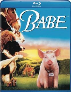 Babe,猪宝贝 [影片获第68届奥斯卡最佳影片提名](蓝光原版)