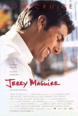 Jerry Maguire,征服情海,甜心先生(蓝光原版)