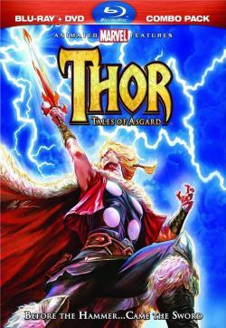 Thor:Tales of Asgard,雷神奇侠(蓝光原版)