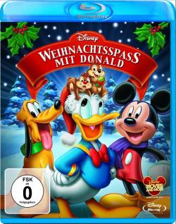 Donald Ducks Christmas Favorites,米老鼠与唐老鸭圣诞精选1935-1951(720P)