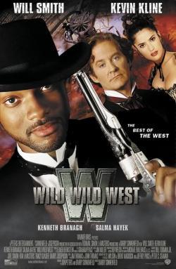 Wild Wild West,飙风战警,超智特务显神通,超智特务(蓝光原版)