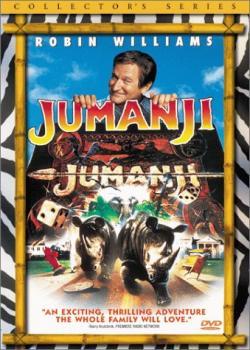 Jumanji,勇敢者的游戏(蓝光原版)