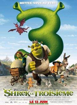 Shrek Collection 3D,怪物史莱克四部合集[左右半宽3D](720P)
