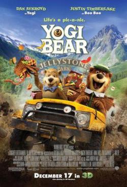 Yogi Bear ,瑜伽熊[左右半宽3D](720P)