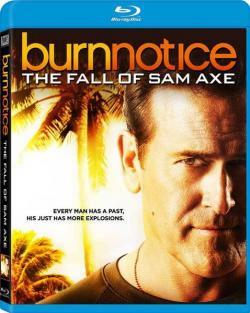 Burn NoticeThe Fall of Sam Axe,火线警告前传:萨姆的堕落(蓝光原版)