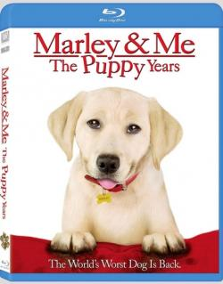 Marley and Me:The Puppy Years,马利和我2:小狗年(蓝光原版)