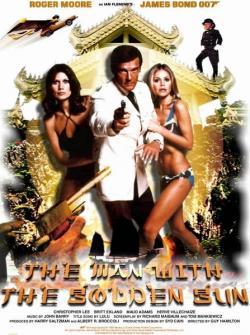 The Man with the Golden Gun,007系列之09:金枪人(蓝光原版)