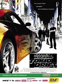 The Fast and the Furious,速度与激情3(蓝光原版)