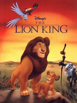 THE LION KING,狮子王(蓝光原版)