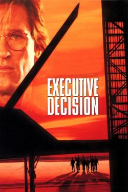 Executive Decision,最高危机,747绝地悍将,最高决断(蓝光原版)