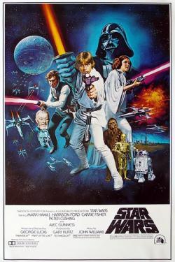 Star Wars Episode 4 A New Hope,星球大战4:新的希望(蓝光原版)