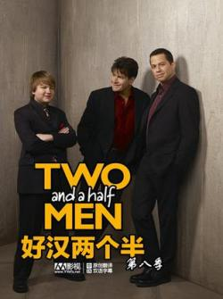 Two and a Half Men S08,美剧《好汉两个半》第八季16集全集(720P)
